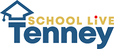 Tenney School Live Logo
